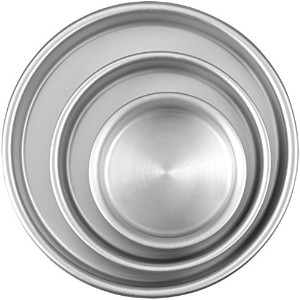 Wilton 2105-0472 Perfect Performance Round Cake Pan Set by Wilton