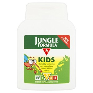 Jungle Formula 125 ml Insect Repellent Lotion for Kids by Jungle Formula