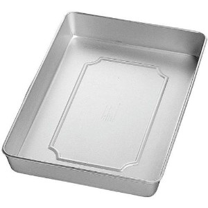 Wilton Brands 2105-182 12x18 Aluminum Sheet Pan by Wilton
