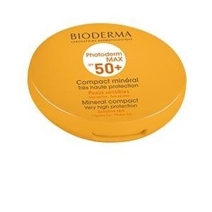 Bioderma photoderm Compact mineral SPF50 tinted Gold by Bioderma [並行輸入品]