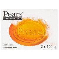 Pears Transparent Soap 2 x 100g by Cussons [並行輸入品]