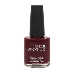 111 CND - VINYLUX DECADENCE Weekly Polish Manicure Nail Bright Red Color 0.5 oz by OooP!