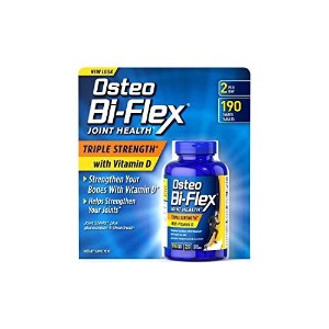 Osteo Bi-Flex Triple Strength w/ Vitamin D (190 ct.) by Osteo Bi-Flex
