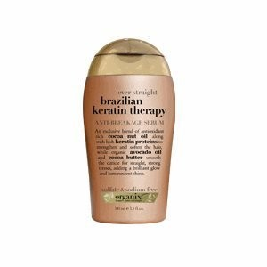 (OGX) Organix Brazilian Keratin Therapy Anti-Break Serum 3.3 oz (2 Pack) [並行輸入品]