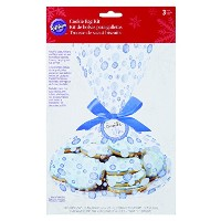 Cookie Bag Kit Makes 3-Snowfall (並行輸入品)