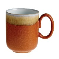 Denby Fire Double Dip Mug [並行輸入品]
