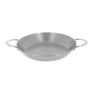 De Buyer Mineral B Paella Pan by De Buyer