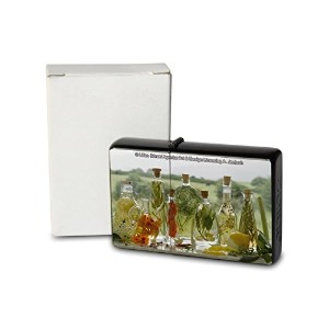 L. S?ren Pocket Vintage Windproof lighter ライター Brushed Oil Refillable herbs bottles