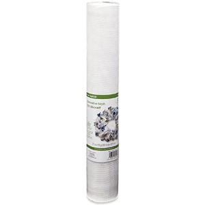 "Mesh Roll 21""X10yd-White (並行輸入品)"