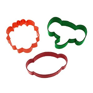 Jungle Pals Cookie Cutter Set ジャングルパルクッキーカッターセット♪ハロウィン♪クリスマス♪