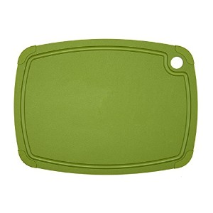 Epicurean Recycled Polyカッティングボード 17.5-Inch by 13-Inch グリーン 404-181305