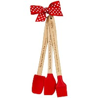 Brownlow Kitchen Gifts Mini-Tool Gift Set with Scripture, Red by Brownlow Kitchen