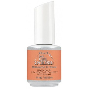 ibd Just Gel Nail Polish - Summer 2017 Destination Colour Collection - Melbourne to Travel - 14ml /...