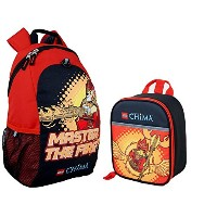 Lego Chima Backpack Lunch Box Bundle