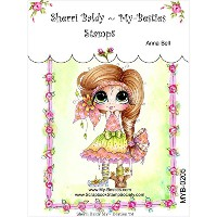 """My Besties Clear Stamps 4""""X6""""-Anna Bell (並行輸入品)"""