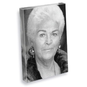 PAM ST.CLEMENT / PAM ST.CLEMENT - キャンバスプリント(LARGE A3 - アーティストによって署名されました) #js001