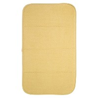 All-Clad Textiles Reversible Fast-Drying Mat, 16-Inch x 28-Inch, Dijon by All Clad Textiles
