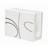 Corelle Simple Lines Napkin Holder by CORELLE