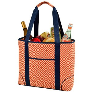 Picnic at Ascot Large Insulated Tote オレンジ 421-DO