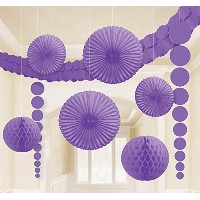 DesignWare Paper Decorating Kits, Purple by Designware