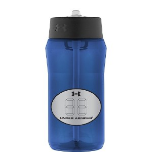 Thermos Under Armour Locker Tag Hydration Bottle with Straw - UP4311NL6