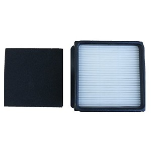 Dirt Devil f66 HEPAフィルタとFoam Filter Set for Dirt Devil ud70010 Uprights 304708001