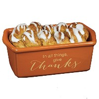 Give Thanks Mini Loaf Pan