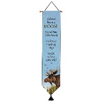 Manual Bell Pull, Your True Nature, Advice From a Moose by Manual [並行輸入品]