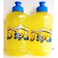 Despicable Me2 Minions Water Jug, Water Bottle 16 Oz by Betterdayproducts