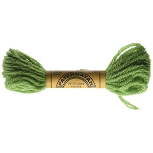 Paternayan Persian Yarn 8 Yards-Hunter Green Light (並行輸入品)