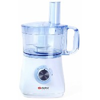 Alpina SF-4019 500-Watt Food Processor and Blender with Citrus Juicer for 220/240 Volt Countries ...