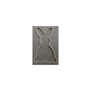 Large Easter Bunny Cookie Cutter by Foose Cookie Cutters [並行輸入品]