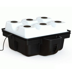 PLATINIUM 1 Piece aeroponic top (Aerotop) - 60 Series by Aerotop [並行輸入品]