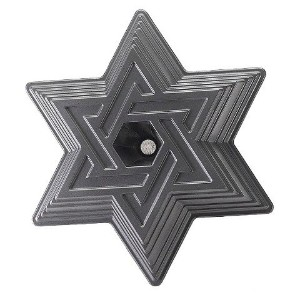 Nordic Ware Star of David Bundtパン