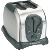 Professional Series PS77401 Stainless-Steel 2-Slice Toaster [並行輸入品]