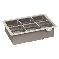 Colossal Ice Cube Tray in Grey by True by True