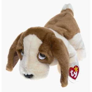 TY Beanie Buddy - TRACKER the Basset Hound Dog [Toy] by Ty, Inc. [並行輸入品]