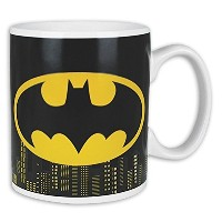 Batman Thermo effect mug Gotham