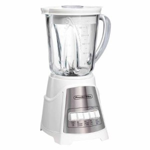 Durable 700W Multi-Function Blender, White by Proctor Silex