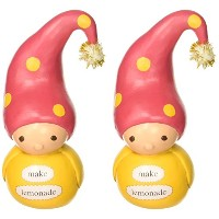 Enesco Bea's Wees Make Lemonade Mini Figurine by Enesco [並行輸入品]