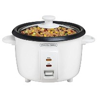 Proctor Silex Rice Cooker (4 Cups uncooked resulting in 8 Cups cooked) 37534NR by Proctor Silex