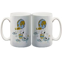 Peanuts Snoopy Fan 11 Oz. Custom Mug