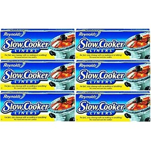 Reynolds Metals Slow Cooker Liners ( GreatItems total) by Reynolds Wrap