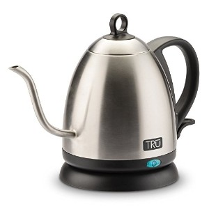 Pour Over Goose Neck Electric Kettle [並行輸入品]