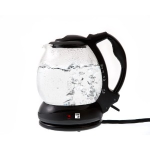 Medelco Cordless Glass Electric Kettle [並行輸入品]