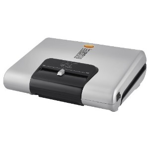 George Foreman GLP80V 80-Square-Inch Nonstick Grill with Variable Temperature Control [並行輸入品]