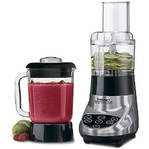 FPB-5CHBFR SmartPower Duet Glass Jar Blender And Food Processor CERTIFIED REFURBISHED [並行輸入品]