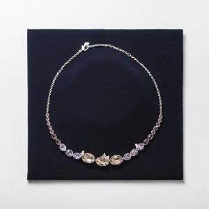 [SWAROVSKI] Cinderella All-Around Necklace 5118295 [並行輸入品]