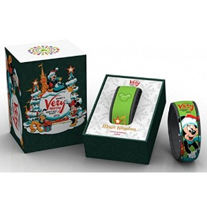 Disney World 2015 Mickey 's Very Merry Christmas Party Limited Edition 4000 MagicBandリンクIt...