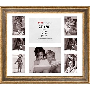Pro Tour Memorabilia 8-0733 24-Inch by 20-Inch 8-Photo Collage, 28.25-Inch by 24.25-Inch [並行輸入品]